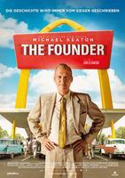 """Plakatmotiv """"The Founder"""""""