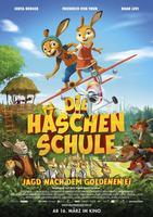 """Plakatmotiv """"Die Häschenschule - Jagd nach dem goldenen Ei"""""""