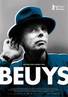 """Plakatmotiv """"NRW-Premiere: Beuys"""""""