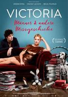 """Plakatmotiv """"Victoria - Männer & andere Missgeschicke"""""""