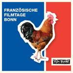 """Plakatmotiv """"Französische Filmtage 2017 Bonn"""""""