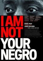 """Plakatmotiv """"I Am Not Your Negro"""""""