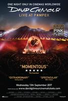 "Plakatmotiv ""David Gilmour Live at Pompeii"""