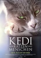 """Plakatmotiv """"Kedi - Von Katzen und Menschen"""""""