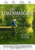 """Plakatmotiv """"Das Löwenmädchen"""""""