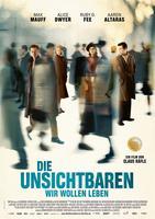 """Plakatmotiv """"Die Unsichtbaren - Wir wollen leben"""""""