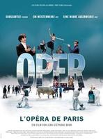 "Plakatmotiv ""OPER. L'opéra de Paris"""