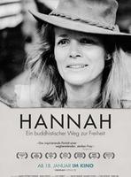 """Plakatmotiv """"Hannah - Ein buddhistischer Weg zur Freiheit"""""""