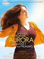 """Plakatmotiv """"Madame Aurora und der Duft von Frühling"""""""
