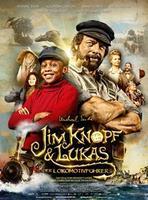 """Plakatmotiv """"Jim Knopf und Lukas der Lokomotivführer"""""""
