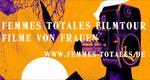"""Plakatmotiv """"Femmes Totales - Zeitgenössisches Kino von Frauen"""""""