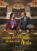 """Plakatmotiv """"Die brillante Mademoiselle Neïla"""""""