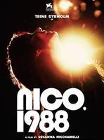 "Plakatmotiv ""Nico, 1988"""