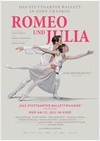 """Plakatmotiv """"John Crankos: Romeo und Julia (Stuttgarter Ballet)"""""""