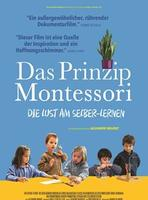 """Plakatmotiv """"Das Prinzip Montessori - Die Lust am Selber-Lernen"""""""