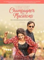"""Plakatmotiv """"Champagner & Macarons - Ein unvergessliches Gartenfest"""""""