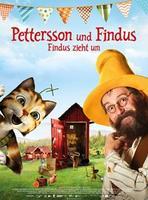 """Plakatmotiv """"Pettersson und Findus - Findus zieht um"""""""
