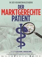 """Plakatmotiv """"Der marktgerechte Patient"""""""