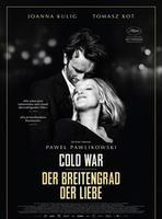 """Plakatmotiv """"Cold War - Der Breitengrad der Liebe"""""""