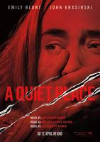 "Plakatmotiv ""A Quiet Place - Friday-Night-Movies"""