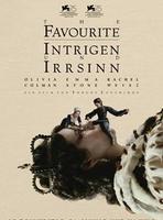 """Plakatmotiv """"The Favourite - Intrigen und Irrsinn"""""""