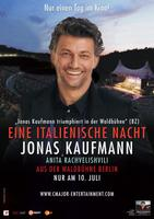 "Plakatmotiv ""Jonas Kaufmann zum 50. Geburtstag"""