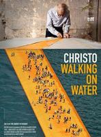 "Plakatmotiv ""Christo - Walking On Water"""