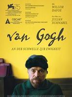 """Plakatmotiv """"Van Gogh - An der Schwelle zur Ewigkeit"""""""