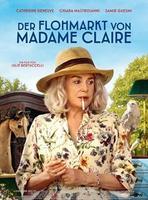 """Plakatmotiv """"Der Flohmarkt von Madame Claire"""""""