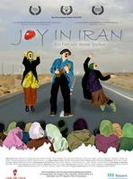 "Plakatmotiv ""Joy in Iran"""