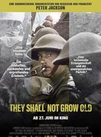 """Plakatmotiv """"They Shall Not Grow Old"""""""