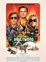 """Plakatmotiv """"Once Upon A Time In... Hollywood"""""""