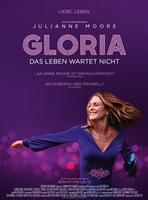 """Plakatmotiv """"Gloria - Das Leben wartet nicht"""""""