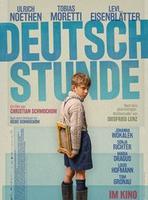 """Plakatmotiv """"Deutschstunde"""""""