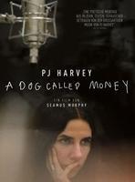 "Plakatmotiv ""PJ Harvey - A Dog Called Money"""