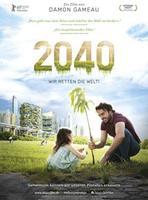 """Plakatmotiv """"2040 - Wir retten die Welt!"""""""