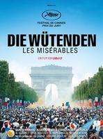 """Plakatmotiv """"Die Wütenden - Les Misérables"""""""