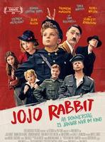 """Plakatmotiv """"Jojo Rabbit"""""""