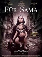 """Plakatmotiv """"Für Sama"""""""