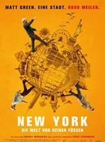 """Plakatmotiv """"New York – Die Welt vor deinen Füssen"""""""