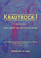 "Plakatmotiv ""Krautrock 1"""