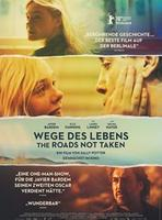 "Plakatmotiv ""Wege des Lebens - The Roads not Taken"""