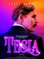 """Plakatmotiv """"Tesla"""""""