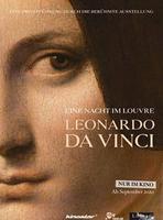 """Plakatmotiv """"Eine Nacht im Louvre: Leonardo da Vinci"""""""