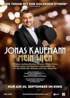 "Plakatmotiv ""Jonas Kaufmann: Mein Wien"""