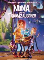 """Plakatmotiv """"Mina und die Traumzauberer"""""""