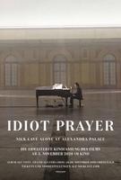 """Plakatmotiv """"Idiot Prayer - Nick Cave Alone at Alexandra Palace"""""""