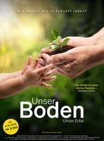 """Plakatmotiv """"Sondervorstellung: Unser Boden, unser Erbe"""""""