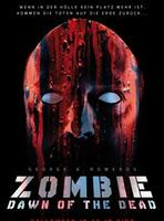 "Plakatmotiv ""Zombie - Dawn Of The Dead"""