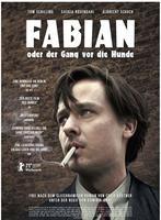 """Plakatmotiv """"Fabian oder Der Gang vor die Hunde"""""""